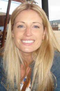 Hazel Buckley yoga instructor