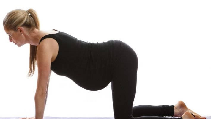 Prenatal Sun Salutation Yoga Video