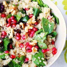 Quinoa & Goji Salad