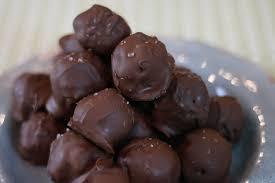Raw Bean Chocolate Trufflies!!